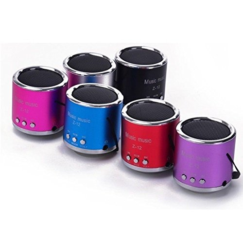 New Mini Music Sound Box Digital Speaker Usb Microsd Tf Card Fm Mp3 Player Z-12