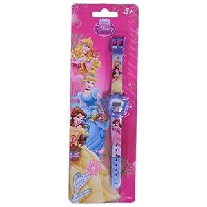 Disney Digital Grey Dial Girls's Watch - 20382