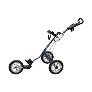 Linksman Golf 2011 X7 Lite Three 3 Wheel Push Pull Golf Cart