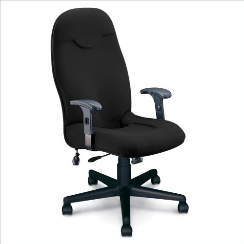 Executive High Back Tailbone Cut-out Chair