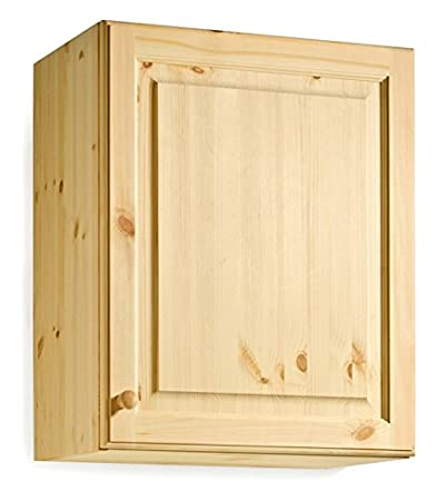 Mueble de colgar - madera de pino - 60x72x35 - color natural