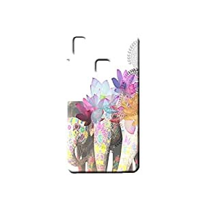 BLUEDIO Designer Printed Back case cover for VIVO V3 - G6728