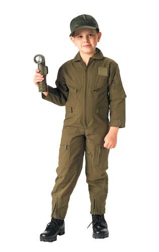 Childrens Army Clothing front-1039295