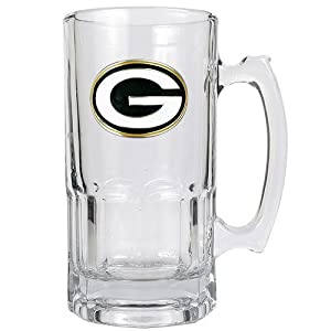 NFL 1-Liter Macho Mug (Primary Logo) by Great American Products