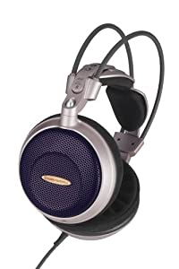 Audio-Technica ATH-AD700 Open-air Dynamic Audiophile Headphones