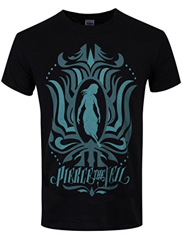 Pierce The Veil -  T-shirt - Stampa  - Uomo, nero, Medium