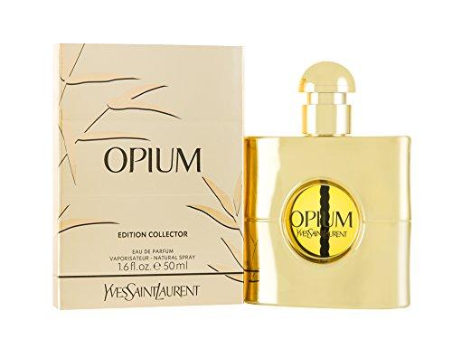 Yves Saint Laurent Opium, Gold, Edition Collector, Eau de Parfum, 1er Pack (1 x 50 ml)