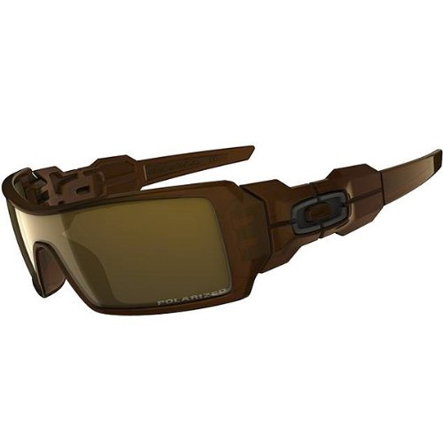 Oakley Oil Rig Men's Polarized Lifestyle Casual Sunglasses