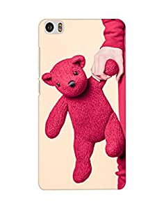 Mobifry Back case cover for Xiaomi Mi Note Mobile (Printed design)