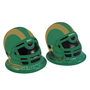 NCAA Colorado State-Pueblo Helmet Salt and Pepper Shakers