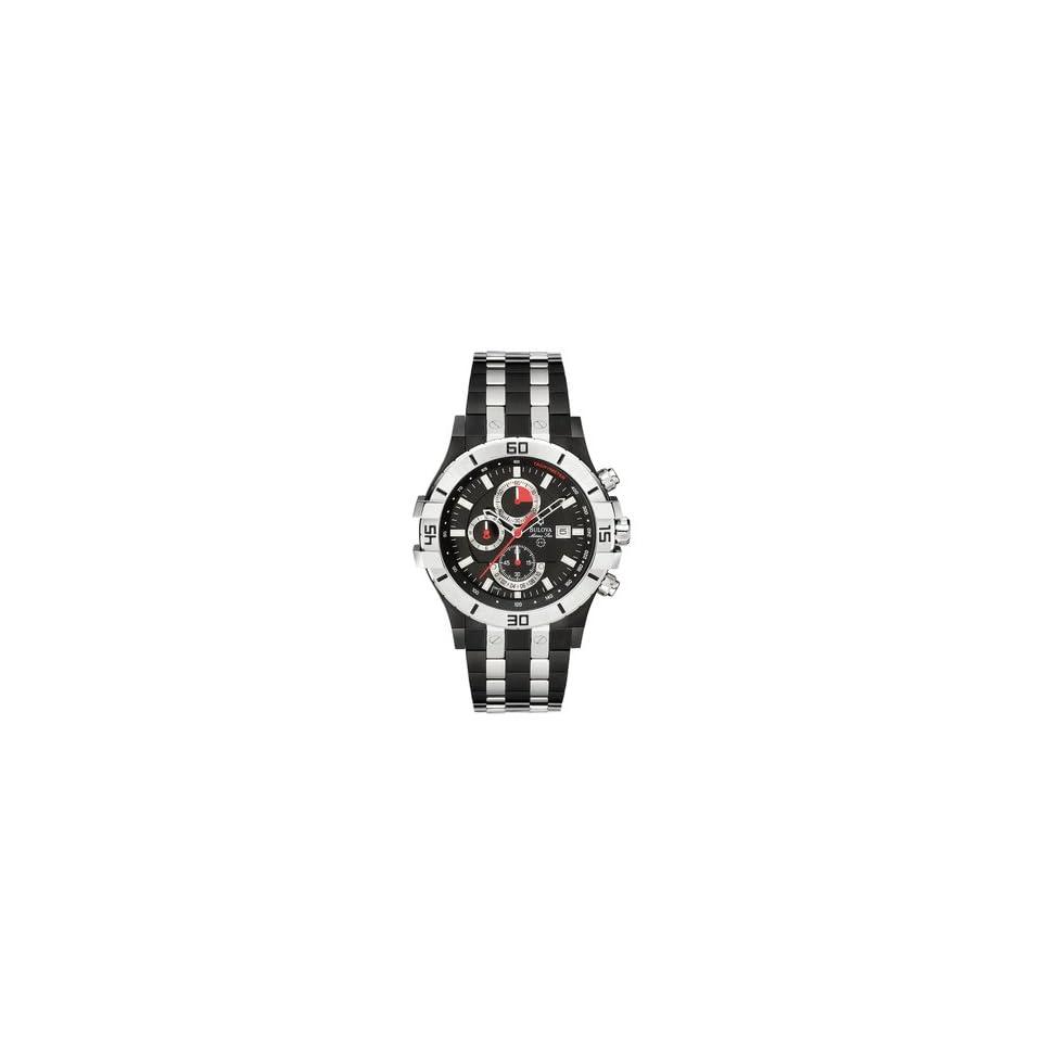 Bulova 98b117 Marine Star Mens Watch