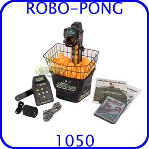 Table tennis robot Newgy Robo Pong 1050