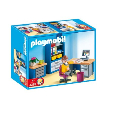 Playmobil The Home Office front-956907