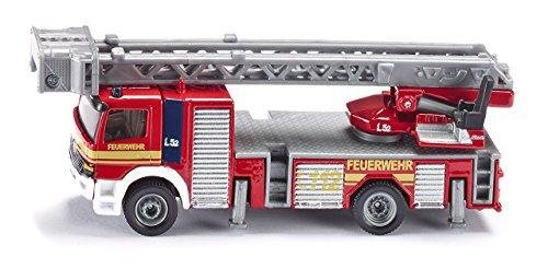 Siku - 1841 - Véhicule Miniature - Modèle À L'échelle - Echelle Pompiers