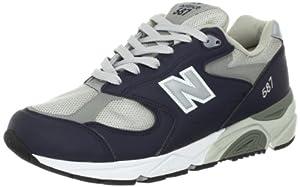 New Balance Men's M587 Running Shoe,Navy,14 EE