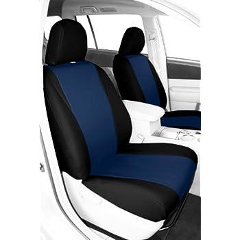 Toyota Celica Pair of PREMIUM Blue /& Black Car Seat Covers