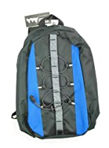 New WFS 2 Liter Hydration Pack and Backpack Black Blue