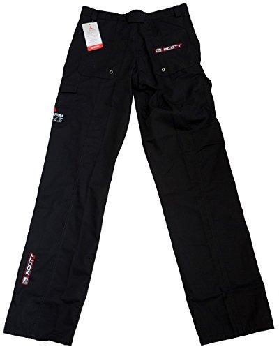 mitsubishi-pantalon-homme-noir-noir