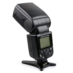 OLOONG Electronic Flash Speedlight SP-690 for Nikon SLR/DSLR Camera