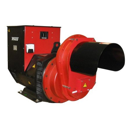 Winco W145Fptot-4 Three Phase Pto Generator