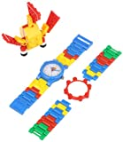 LEGO Kids' 4250341 Creator Watch with Buildable Toy