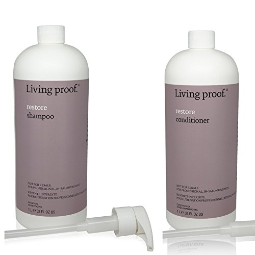brand-new-living-proof-338-oz-restore-shampoo-and-conditional-combo-professional-by-living-proof