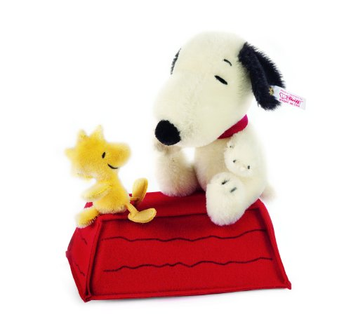 Snoopy & Woodstock On Rooftop front-895677