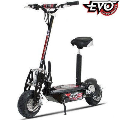Evo 1000 Watt Electric Scooter Riding Toy