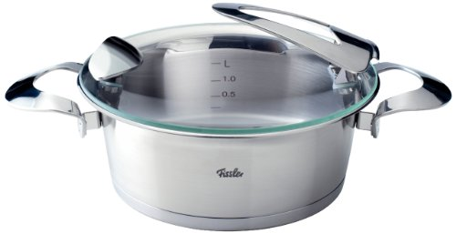 fissler solea casserole 4 0 quart capacity on sale. Black Bedroom Furniture Sets. Home Design Ideas