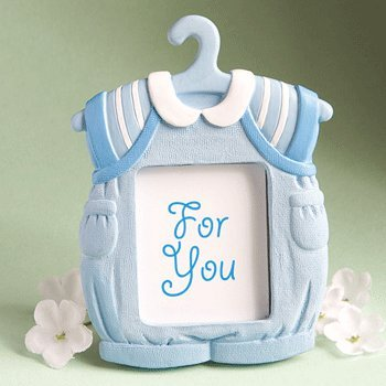 Cute baby themed photo frame favors - boy, 1