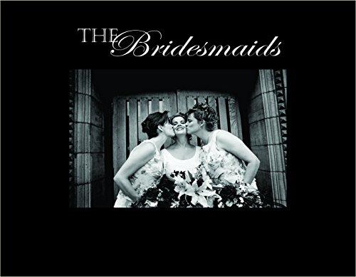 Havoc Gifts 9035-SB The Bridesmaids Photo Frame, Small, Black