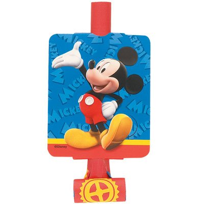 Disney Mickey Mouse Clubhouse Party Blowouts-8 ct - 1