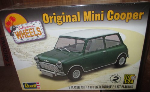 Revell Original Mini Cooper Plastic Model Kit (Original Mini Cooper compare prices)
