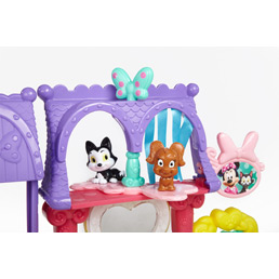 Minnie's Pampering Pet Salon Playset