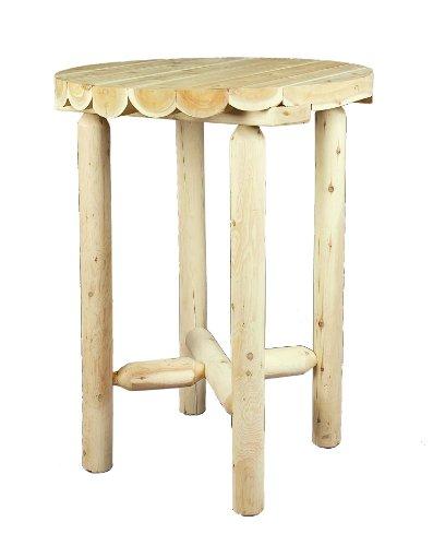 Buy Cedarlooks 020009B Log Pub Table 32-InchB0000A4ND3 Filter