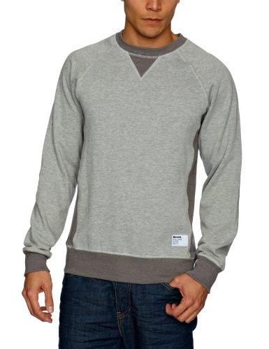 Bench Fordham Men's Jumper Grey XX-Large