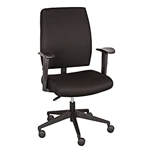 Norwood Commercial Furniture Padded Adjustable Height Office Ch