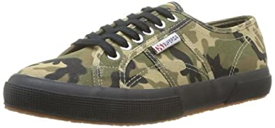 SUPERGA Mens 2750 Cotcamou Trainers