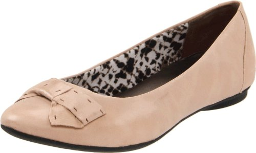 Clarks Women's Poem Amour Ballet Flat,Sand Leather,7.5 W US