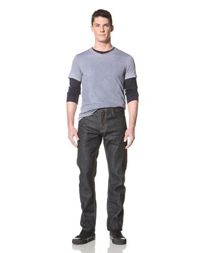 DC Men's Neverbroken Selvage Denim Jeans  [Raw Indigo]