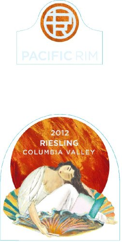 2012 Pacific Rim Columbia Valley Riesling 750 Ml