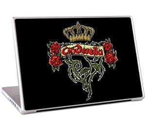 MusicSkins Cinderella Rosecrown Skin for 17inch MacBook Pro and PC Laptop