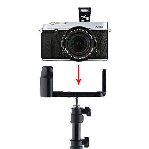 neewerr-black-metal-quick-release-l-plate-bracket-hand-grip-camera-grip-for-fujifilm-x-e1-x-e2-fits-