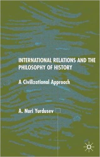 International Relations and the Philosophy of History: A Civilizational Approach