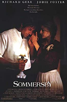 Sommersby Original 27 X 40 Theatrical Movie Poster