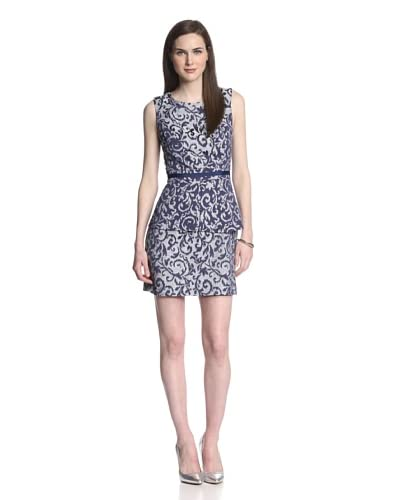 W118 by Walter Baker Women's Hayden Dress  [Blue]