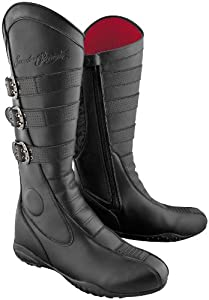 Speed and Strength Women's MotoLisa Boots - 9/Black