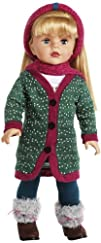 Madame Alexander Sweater Dressing 18 Doll Favorite Friends