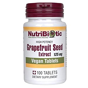 Nutribiotic Gse Tablets, 125 mg, 100 Count