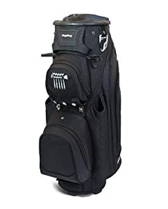 Bag Boy Revolver LTD Golf Cart Bag, Black